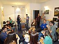 WikiLive 2015 pre-conference day 05.JPG