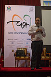 Wiki Conference India 2011-Jimmy Wales 3.jpg