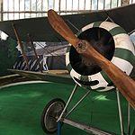 Wiki Loves Art --- Musée Royal de l'Armée et de l'Histoire Militaire, Hall de l'air 25.jpg