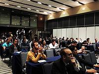 Wikimanía 2015 - Day 2 - Press Conference - LMM - México D.F. (21).jpg