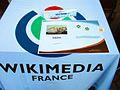 Wikimedia France at Wikimania 2016.jpg