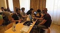 Wikimedia Hackathon 2017 IMG 4311 (33946950323).jpg