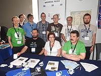 Wikimedia Polska at Wikimania 2015 by Maire 06.JPG