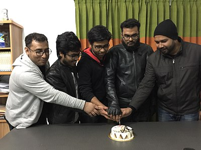 Wikipedia 17th Birthday Celebration by Wikimedia Bangladesh (WMBD) (4).jpg