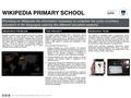 Wikipedia Primary School - short presentation.pdf