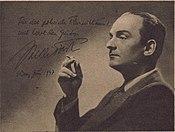 Willi Forst - Film nr 25 - 1947-09-15