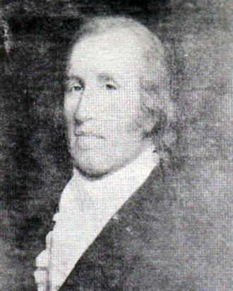 Treasurer of the United States - Image: William Clark PA