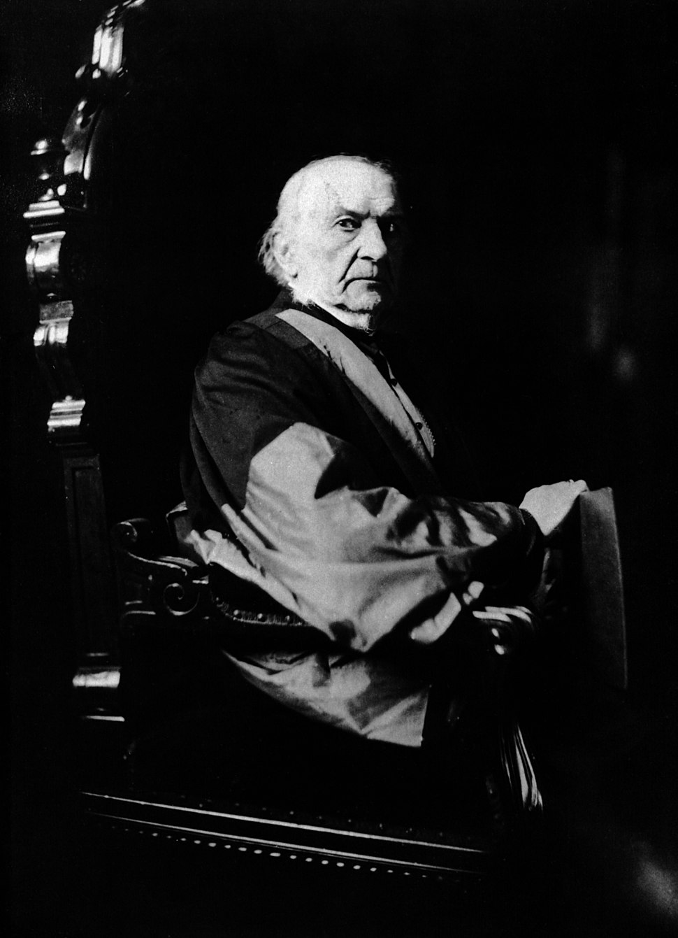 William Ewart Gladstone by Rupert Potter
