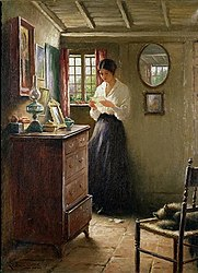 William Kay Blacklock - The Letter.jpg