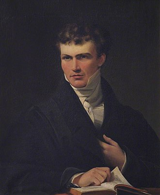 William Whewell - Portrait by James Lonsdale