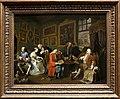 William hogarth, marriage a-la-mode, 1743 ca., 01 la programmazione del matrimonio 1.jpg