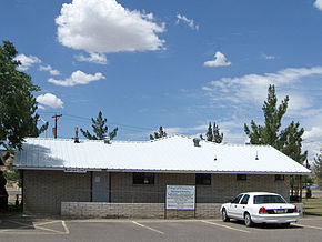 Williamsburg New Mexico Municipal Building.jpg
