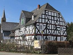 Burgstraße in Siegen