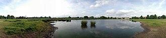 Mere (lake) - Rushmere, on Wimbledon Common
