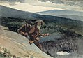 Winslow Homer - Bear Hunting, Prospect Rock (1892).jpg