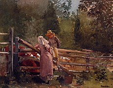 Winslow Homer - Feeding time.jpg