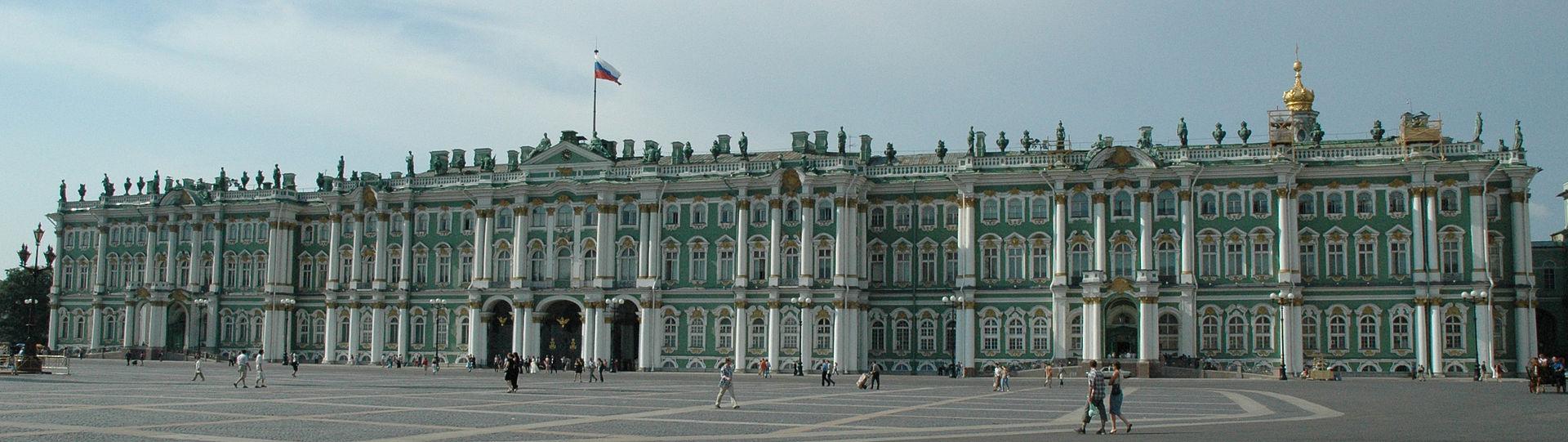 圣彼得堡冬宫博物馆