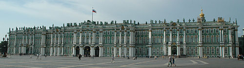 Winter Palace Facade II