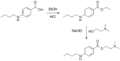 Winthrop tetracaine synthesis.png