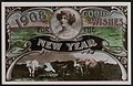 With 1908 Good Wishes for the New Year, 1907 (8286902206).jpg