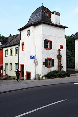 Burgstraße in Wittlich