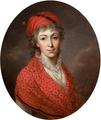 Wojniakowski Kazimierz, Izabela Czartoryska, 1796.png