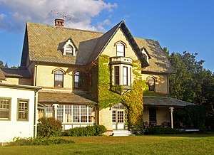 The Hastings Center - Woodlawn, the Hastings Center's home in Garrison, NY