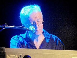 Woolly Wolstenholme English musician