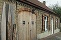 Woonhuis van een kleine hoeve in het centrum van het gehucht Den Hoorn, Hoornstraat 127, Moerkerke (Damme).JPG