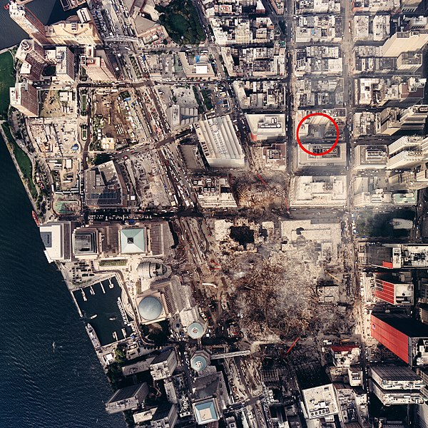 File:World Trade Center Site 9-23-01 with Cordoba House location.jpg