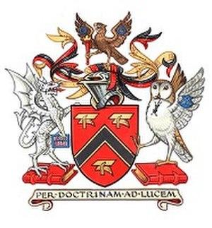 Worshipful Company of Educators - Image: Worshipful Company of Educators Coat of Arms (small)