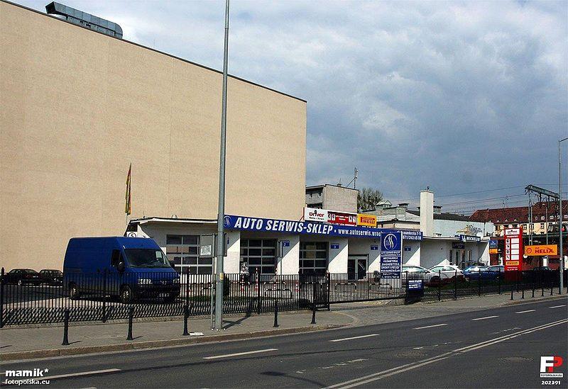 serwis samochodowy Białystok