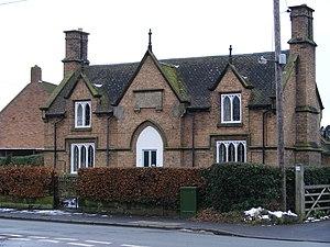 Wrockwardine - The Alms-Houses, Wrockwardine.