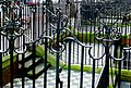 Wrought Iron Fencing on Buckingham Palace Rd - geograph.org.uk - 1157492.jpg