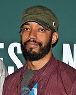 Wyatt Cenac Wyatt Cenac Earth launch Shankbone.jpg