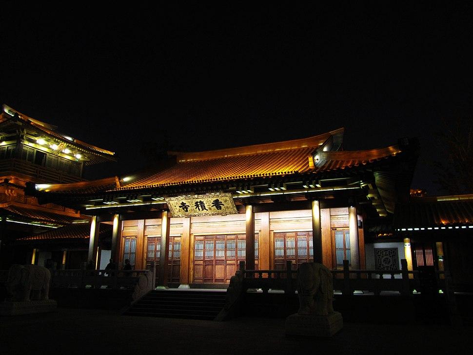 Xiangji Temple in Hangzhou 38 2013-10