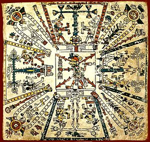 World Museum - The Codex Fejérváry-Mayer which is located in the museum is an Aztec Codex and one of the few  manuscripts to have survived the Spanish conquest of Mexico