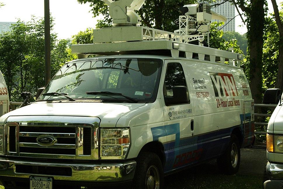 YNN Buffalo news vehicle