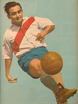 Norberto Yácono - Yácono in 1942.
