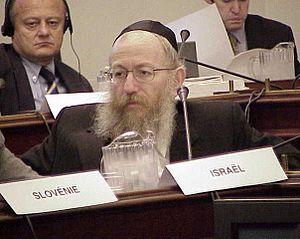 Yaakov Litzman - Image: Yakov Litzman Congress