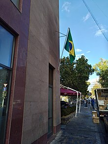 List of diplomatic missions of Brazil - Wikipedia