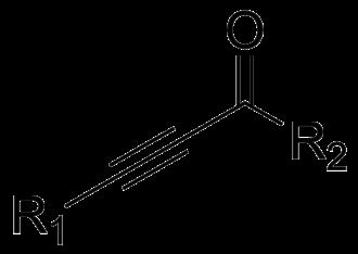 Ynone - An ynone structure