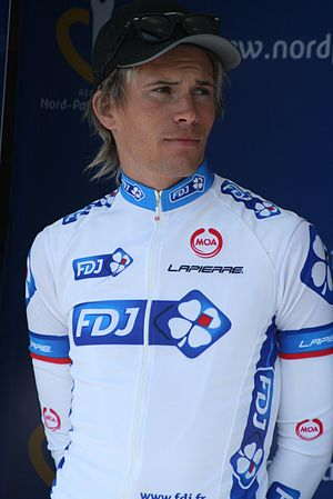 Yoann Offredo - Offredo at the 2010 Four Days of Dunkirk