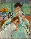 Young Mother Sewing MET DP139632.jpg