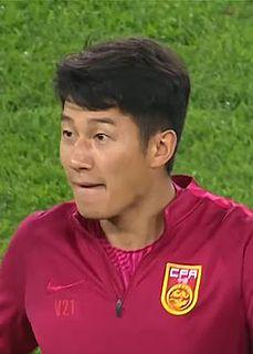 Yu Hai Chinese footballer