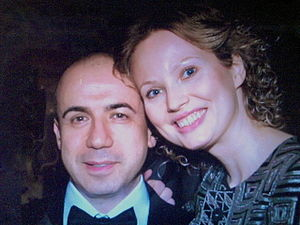 Yuri Milner - Yuri and Julia Milner