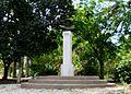 Yuri Gagarin statue Nicosia Public Gardens Nicosia Republic of Cyprus.jpg