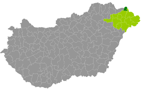 District de Záhony