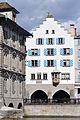 Zürich - Zunfthaus zur Haue - Rathaus - Wühre 2010-08-31 16-16-44.JPG