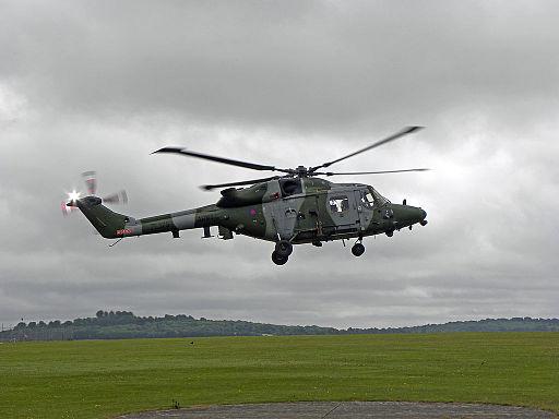 ZE 375 RAF Army Westland Lynx AH9A (9415013613)